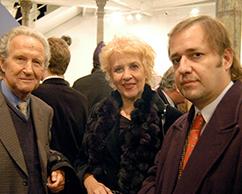 Jacobo Fiterman, Gloria Bender, Guillermo Alonso