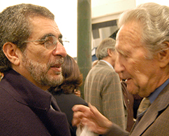 Miguel Frías, Jacobo Fiterman