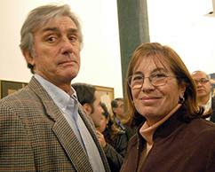 Lionel Filippi, Graciela Rosenberg