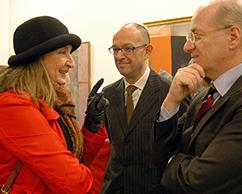 Alicia de Arteaga, Mario Galli, Paolo Rocca