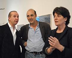 Sergio Baur, Facundo de Zuviría, Adriana Rosenberg