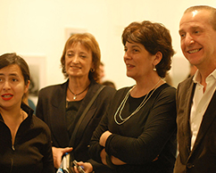 Fabiana Barreda, Adriana Rosenberg, Sergio Baur