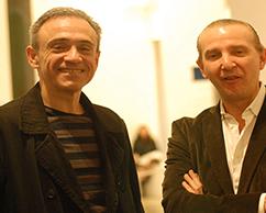 José Miguel Onaindia, Sergio Baur