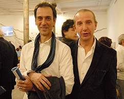 Horacio Pigozzi, Sergio Baur