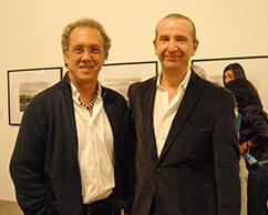 Marcos Zimmermann, Sergio Baur