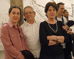 Gachi Hasper, Hugo Petruschansky, Adriana Rosenberg