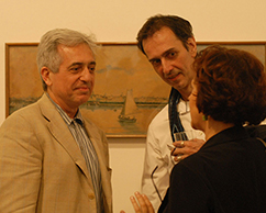 Juan José Cambre, Horacio Pigozzi, Mini Zuccheri
