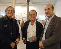 Juan Travnik, Marcos Zimmermann, Facundo de Zuviría