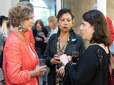 Marcela Costa Peuser,  María François, Cecilia Rabossi