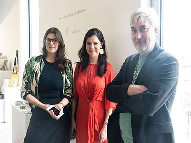 Tarsila Riso, Lisson Gallery, Peter Lynch