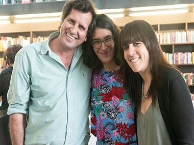 Pablo Zaefferer, Fernanda Martell, Cecilia Jaime