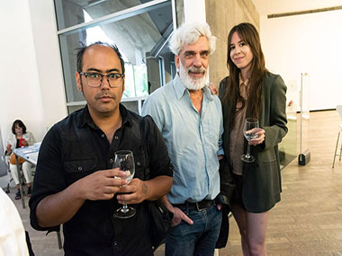 Victor Lopez Zumelzu, Santiago Bengolea, Josefina Bianchi