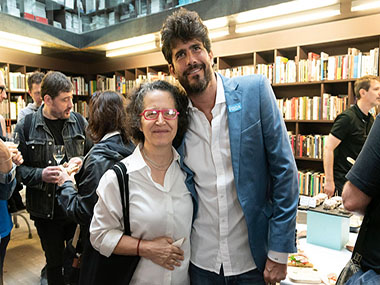 Victoria Verlinchak, Alec Franco