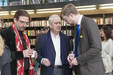 Daniel Krull, Carlos Franck, Harald Herrmann