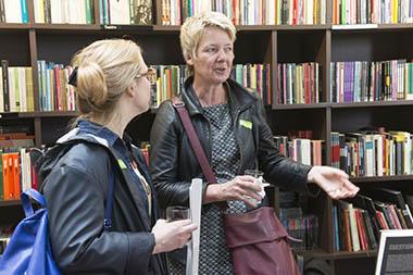 Ulla Wester (Goethe Institut)