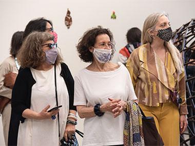 Alicia Herrero, Mini Zuccheri y Nicola Costantino