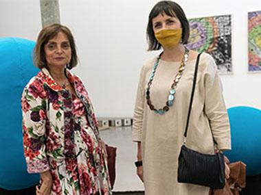 Claudia Stadt y Marcela Sinclair