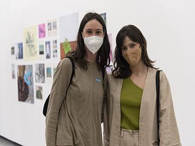 Agustina De Ganay y Mayra Zolezzi