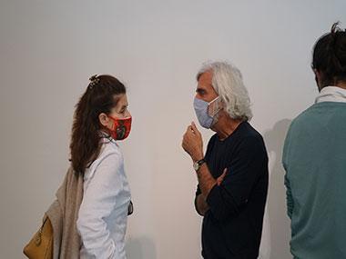 Maria Casado y Santiago Bengolea