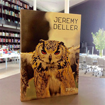 Jeremy Deller´s catalogue