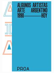 Catálogo Algunos Artistas / 90 – HOY