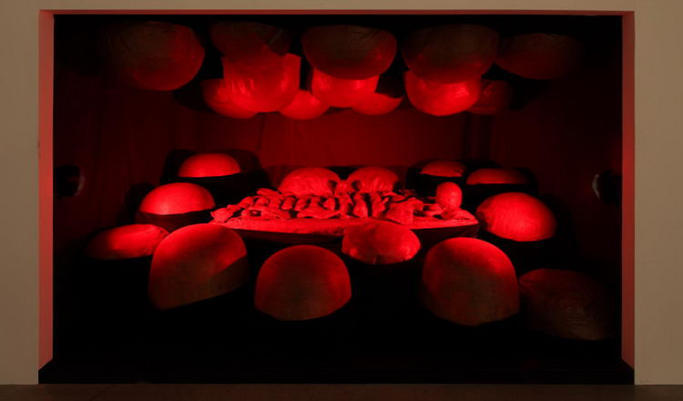 Montage - Louise Bourgeois: The Return of the Repressed ...