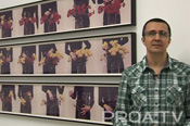 News - PROA TV. Rodrigo Alonso�s guided visit. Room 3