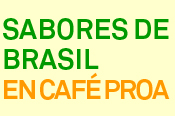Library - Flavors of Brazil in Caf� Proa: Saturday and Sunday