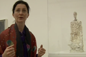 Auditorium - PROA TV. Curator V�ronique Wiesinger analyzes Giacometti's works
