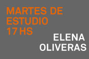 Education - Martes de Estudio. 5 pm Elena Oliveras