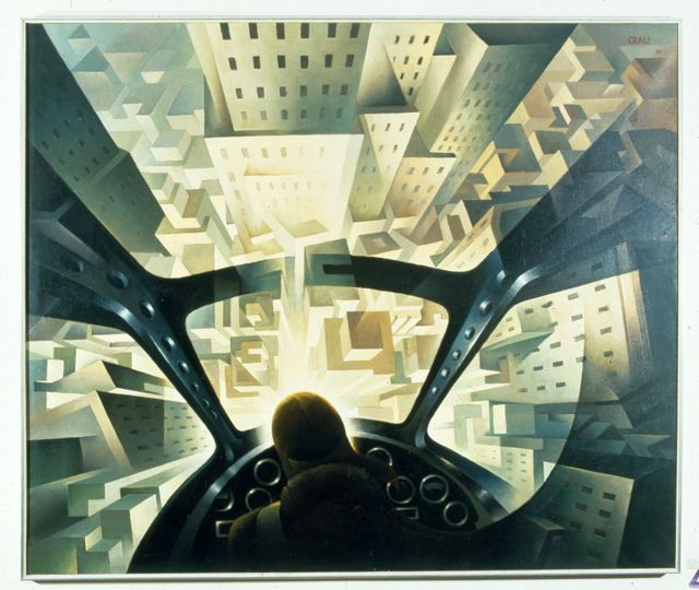 The Universe of Futurism. 1909 - 1936
