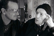 "Louise Bourgeois and Bono. ""Maman"" and ""la garra"" of U2"