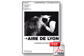 """Aire de Lyon"". Press Kit de la exhibición"