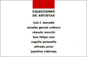Colecciones de Artistas (Artists' collections)