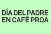 Father's Day: Special Menu at Café Proa