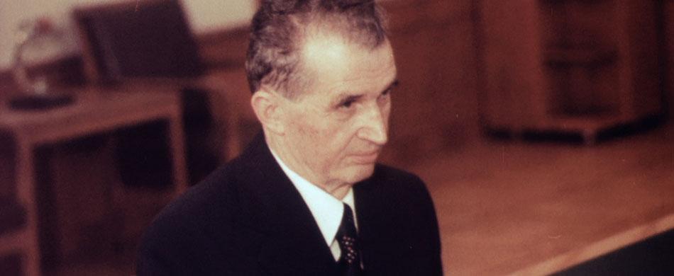 Autobiografía Nicolas Ceausescu