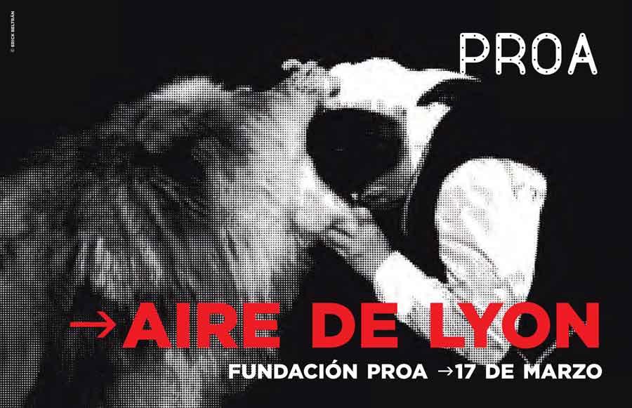 Aire de Lyon - Inauguración Sábado 17/03 - 17 hs.