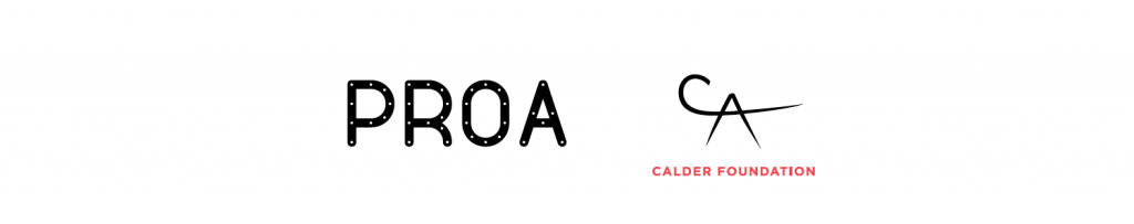 Resultado de imagen para Alexander Calder en proa 2018