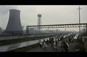 "Harun Farocki, ""Workers Leaving the Factory in Eleven Decades"""